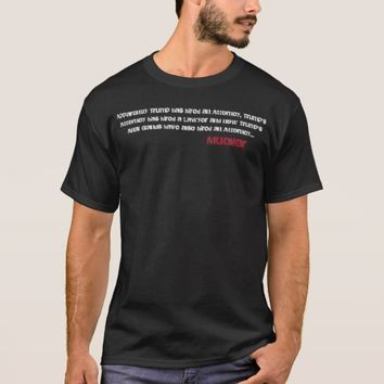 Trumps Anal Glands have hired a Lawyer Mueller T-Shirt