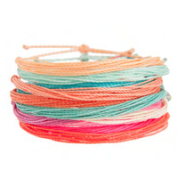 The Original Pura Vida Bracelet-Bright Solid