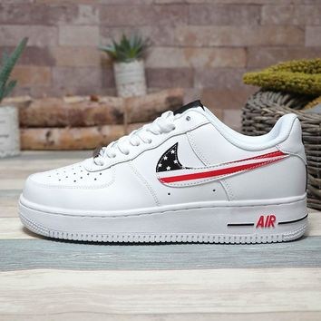 Nike Air Force 1 Low USA Flag - Best Deal Online