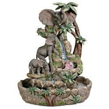 Elephant Table Fountain