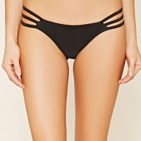 Caged Cheeky Bikini Bottoms | Forever 21 - 2000151258