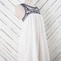Altar'd State Simply Embroidered Dress   Altar'd State