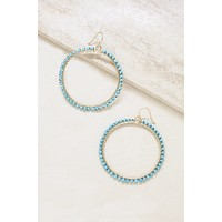 Great Outdoors Earrings in Turquoise