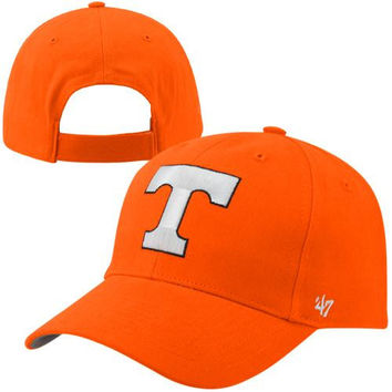 47 Brand Tennessee Volunteers Youth Basic Hat - Tennessee Orange - http://www.shareasale.com/m-pr.cfm?merchantID=7124&userID=1042934&productID=520937517 / Tennessee Volunteers