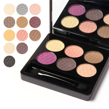 MYBOON 6-color Eye Shadow [9005129028]