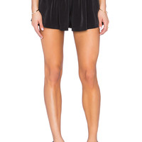 Assali Peony Short in Black