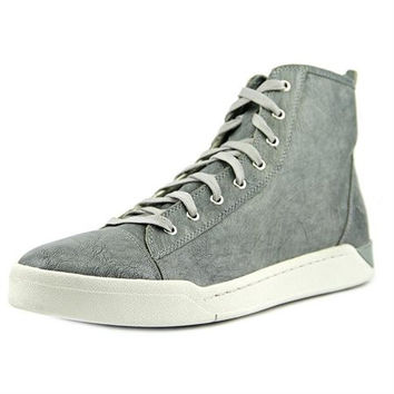 Diesel Diamond Mens Leather Fashion Sneakers