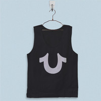 Men's Basic Tank Top - True Religion Horseshoe Logo