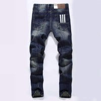 Mens Ripped Jeans