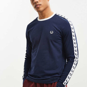 Fred Perry Ringer Long Sleeve Tee | Urban Outfitters