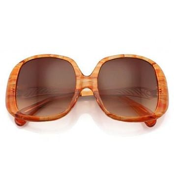 Wildfox - Liz Apricot Sunglasses
