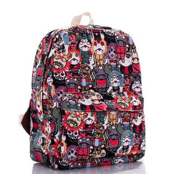 Punk Backpack = 4887456452