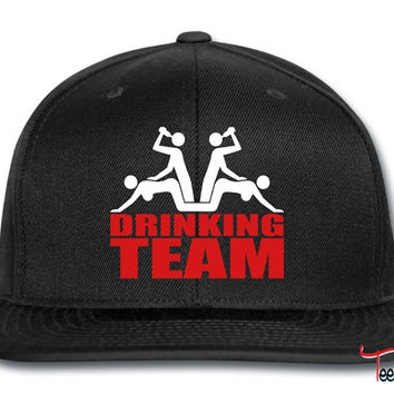 Drinking Party Team Snapback