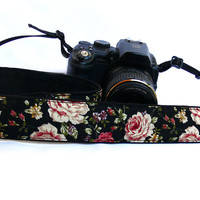 Canon Camera Strap. dSLR Camera Strap. Women accessories