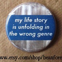 my life story by beanforest on Etsy