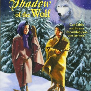 Shadow of the Wolf Stepping Stone Books
