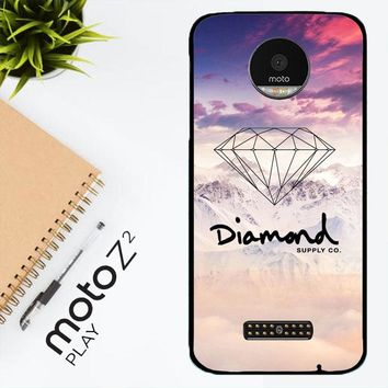 Diamond Supply Co. L1988 Motorola Moto Z2 Play Case