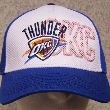 Embroidered Baseball Cap Sports NBA Oklahoma Thunder NEW 1 hat size fit all