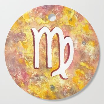 Zodiac sign : Virgo Cutting Board by savousepate