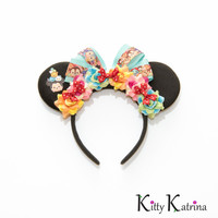 Tsum Tsum Disney Ears Headband, Mouse Ears, Tsum Tsum Mickey Ears, Disney Headband, Disney Bound, Tsum Tsum Party, Tokyo Disneyland