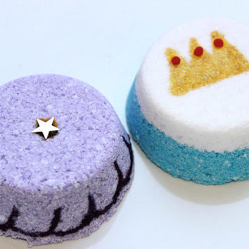 ADVENTURE TIME Bath Bomb Set - Bathbombs Fizzers Bathbomb Fizzy - All Natural