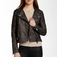 Sam Edelman | Faux Leather Biker Jacket | Nordstrom Rack