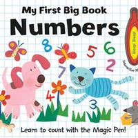 Usborne Books & More. My First Big Book, Numbers