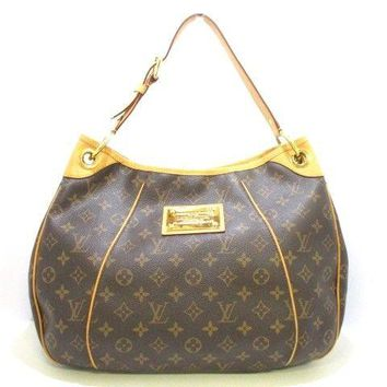 Auth LOUIS VUITTON Monogram Galliera PM M56382 Shoulder Bag FL0099