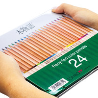 Tombow Recycled Colored Pencils 24/Pkg-Assorted