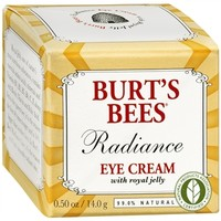 Burt's Bees Radiance Eye Creme with Royal Jelly