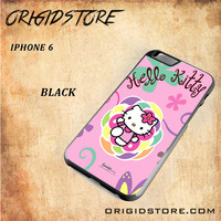 hello kitty 2 For Iphone 6 Case - Gift Present Multiple Choice