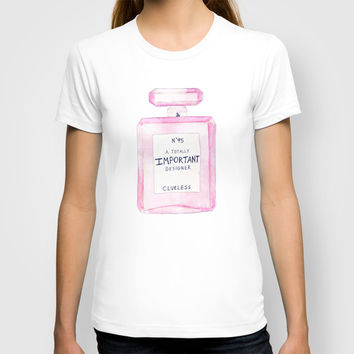 Clueless Design Co. T-shirt by MidnightCoffee | Society6