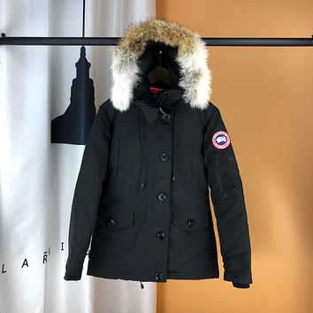 Canada Goose Women's MonteBello down jacket