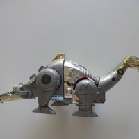 Vintage G1 Transformers Dinobots Sludge Dinosaur - Action Figure - Toy 1984