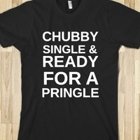 Supermarket: Chubby and Single  from Glamfoxx Shirts
