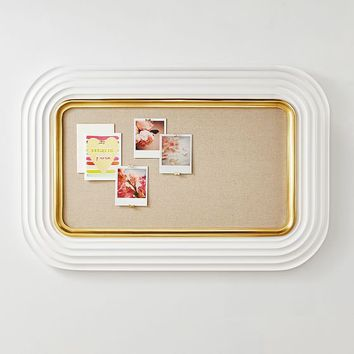 White Ridge Framed Pinboard