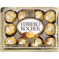 Walmart: Ferrero Rocher: Chocolates Fine Hazelnut, 5.3 oz
