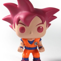 Funko POP! Dragonball Z Super Saiyan God Goku Vinyl Figure