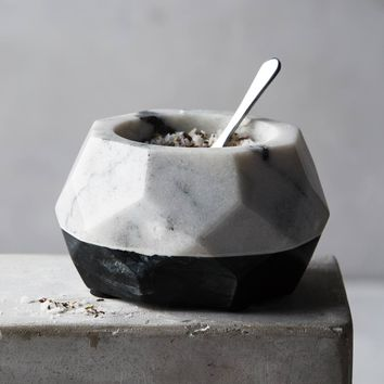 Marble Spice Pot