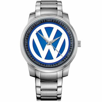 VOLKSWAGEN LOGO Metal Watch