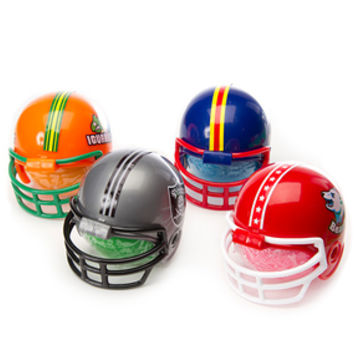 Touch Down Jawbreaker Football Helmet Candy Packs: 12-Piece Box