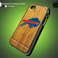 Buffalo Bills NFL Team on iPhone Case, iPhone 5 Case, iPhone 4 4s Case, Unique iPhone Case, Hard Case Cover