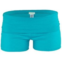Hot Fold Over Yoga Shorts