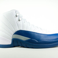 Air Jordan Men's Retro 12 XII French Blue 2016