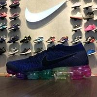 Nike Air VaporMax Flyknit Be True 883275-400 Sport Running Shoes - Best Online Sale
