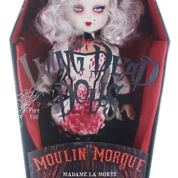 Living Dead Dolls Series 33 Moulin Morgue: Madame La Morte