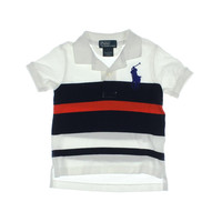 Polo Ralph Lauren Pique Infant Boys Polo Shirt