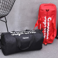 Hot Suprem Fashion Sport Handbag Tote Luggage Bag Travel Bag