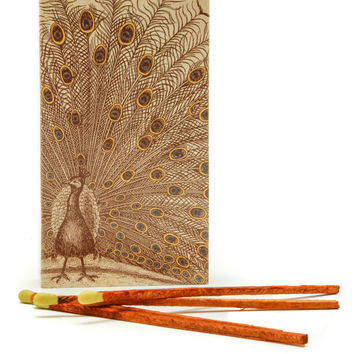 Peacock Matches