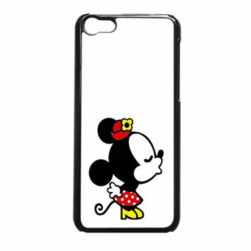Minnie Mouse Kiss iPhone 5c Case